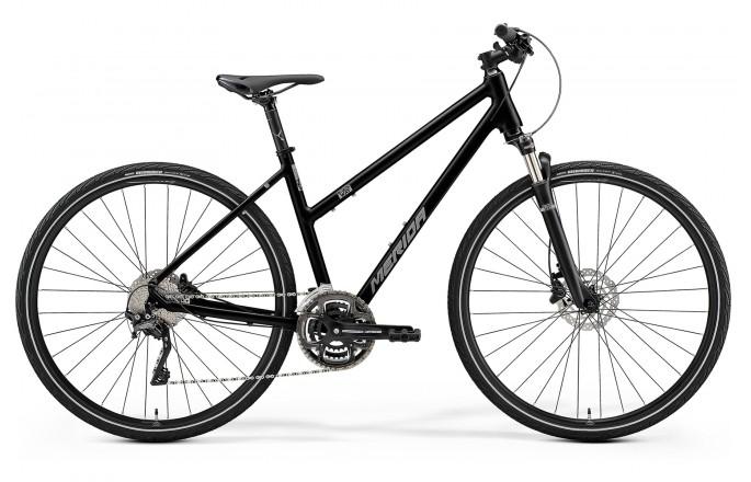 Rower crossowy MERIDA Crossway 500 Lady Black 2021