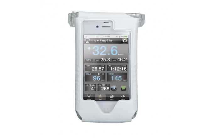 Pokrowiec TOPEAK Phone DryBag Iphone 4/4s biały
