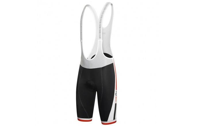 Spodenki rowerowe ZeroRH+ Agility Black/White