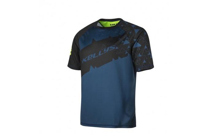 Koszulka rowerowa KELLYS Tyrion Blue