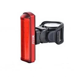 Lampka rowerowa tylna PROX Zeta T Cob 40lm USB