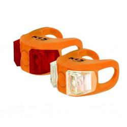 Zestaw lampek KELLYS TWINS Orange