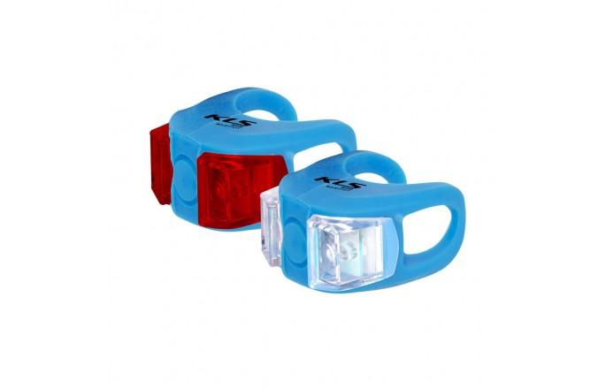 Zestaw lampek KELLYS TWINS Blue