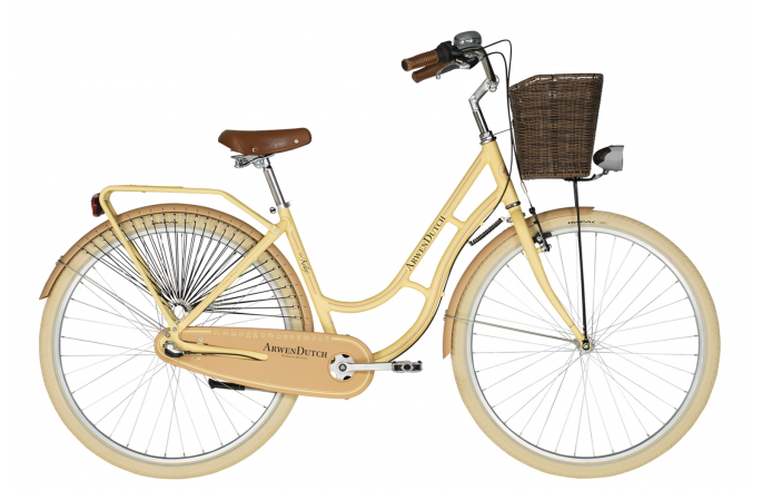Rower miejski KELLYS Arwen Dutch Beige 460 2021
