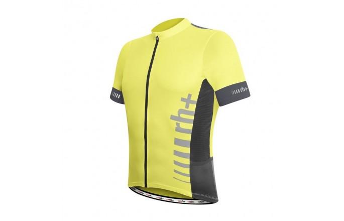 Koszulka rowerowa ZeroRH+ Logo EVO Yellow