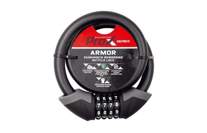Zapięcie rowerowe PROX Armor pętla/szyfr 15 x 1000