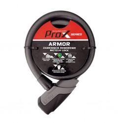 Zapięcie do roweru PROX Armor spirala/klucz 12x1800