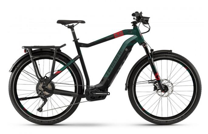 Rower elektryczny HAIBIKE Sduro Trekking 8.0 Men i500Wh Czarny