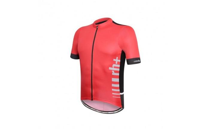 Koszulka rowerowa ZeroRH+ Logo EVO Red/Black/White