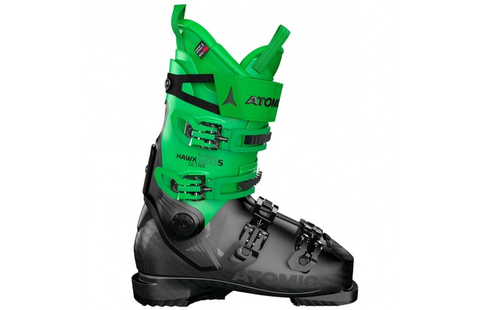 Buty narciarskie ATOMIC Hawx Ultra 120 S Black/Green 2021