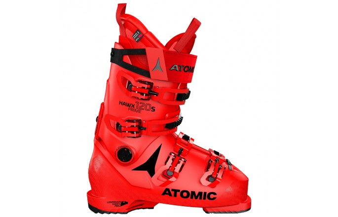 Buty narciarskie ATOMIC Hawx Prime 120 S Red 2021