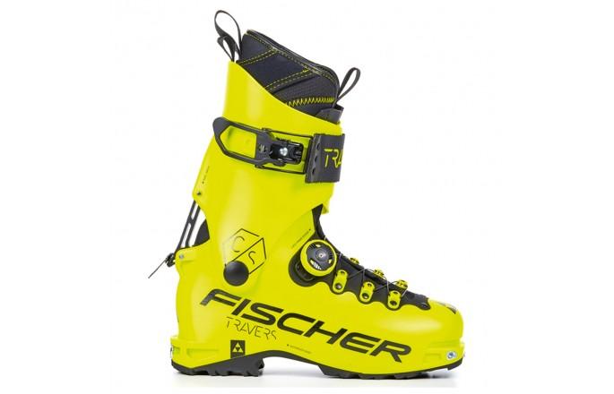Buty FISCHER Travers CS Yellow