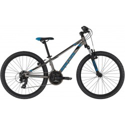 "Rower KELLYS KITER 50 Titanium Blue 2021 24""/11"""