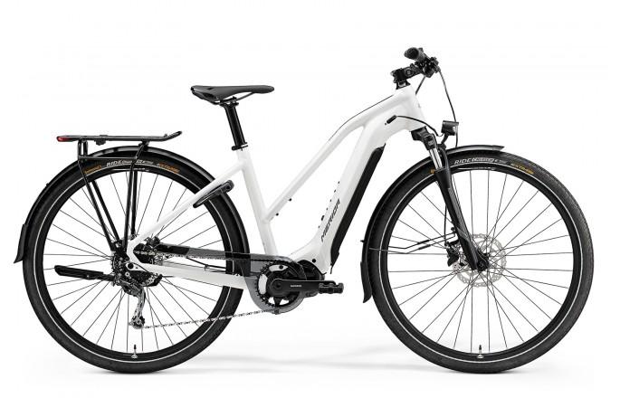 Rower elektryczny MERIDA eSPRESSO 400 S EQ Lady White 2021