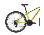 "Rower KELLYS Naga 70 Neon Lime 2021 26""/13,5"""