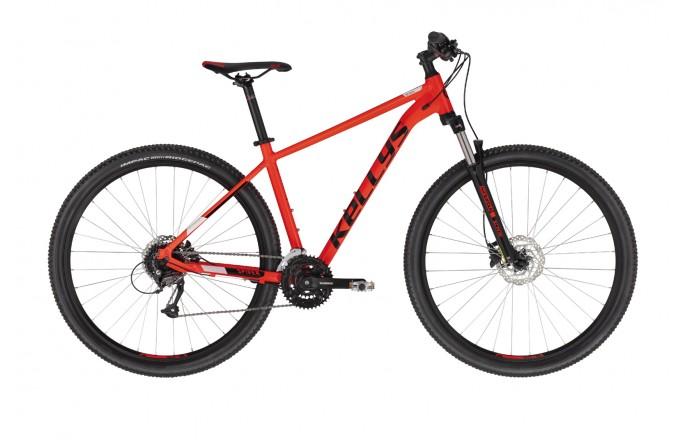"Rower górski KELLYS Spider 50 Red 27,5"""