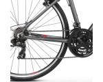Rower crossowy KROSS Evado 1.0 Grey/Red