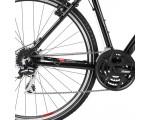 Rower crossowy KROSS Evado 4.0 Grey/Red
