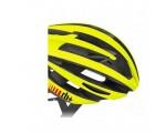 Kask rowerowy ZERO RH+ ZY 38 Matt Yellow
