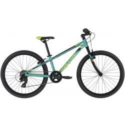 "Rower KELLYS KITER 30 Turquoise 2021 24""/11"""