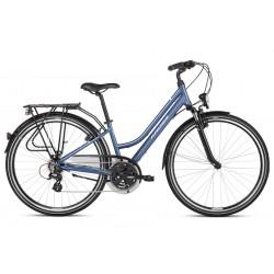 Rower trekkingowy KROSS Trans 2.0 SR Niebieski 2021