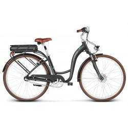 Rower elektryczny Le Grand eLille 1 Grafitowy 2021