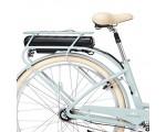 Rower elektryczny Le Grand eLille 2 Szarozielony 2021