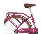 Rower miejski Le Grand Lille 3 Różowy 2021