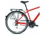 Rower trekkingowy KROSS Trans 3.0 Red 2021