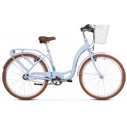 Rower miejski Le Grand Lille 3 Błękit 2021
