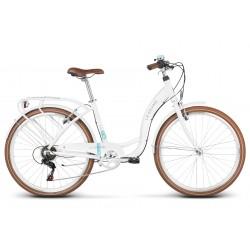 Rower miejski Le Grand Lille 1 Biały 2021