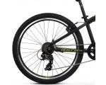 "Rower górski MTB KROSS Dust JR 1.0 Black 2021 12""/24"""