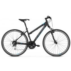 Rower crossowy KROSS Evado 3.0 Black/Blue 2021