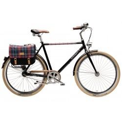 Rower miejski MAXIM Villager Czarny 2021