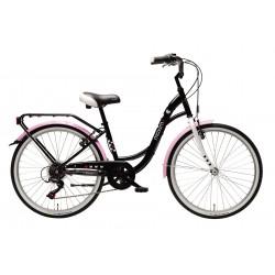 Rower miejski MAXIM MJ 4.3 Czarny 2021