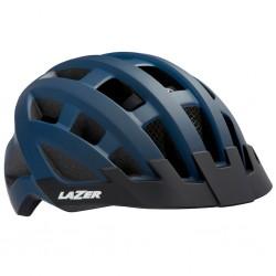 Kask rowerowy LAZER Compact DLX Dark Blue