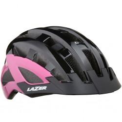 Kask rowerowy LAZER Petit DLX Black Pink