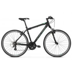 Rower crossowy KROSS Evado 2.0 Black/Green 2021