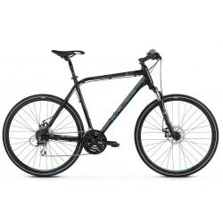 Rower crossowy KROSS Evado 4.0 Black 2021