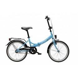 "Rower składany MAXIM MC 0.0 3-biegi 20"" Blue 2021"
