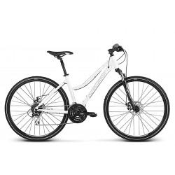 Rower crossowy KROSS Evado 4.0 White 2021