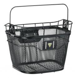 Kosz na kierownicę TOPEAK Basket Front Black