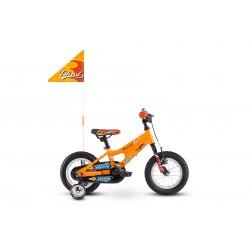 "Rower dziecięcy GHOST Powerkid 12"" Orange"