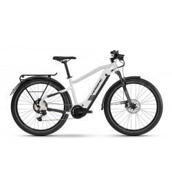 Rower elektryczny HAIBIKE Trekking 8 Unisex Biały 2021