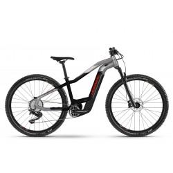 Rower elektryczny HAIBIKE HardNine 9 Szary/Czarny 2022