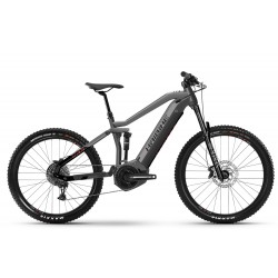 Rower elektryczny HAIBIKE AllMtn 2 Tytan/Czarny 2021