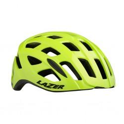 Kask rowerowy LAZER Tonic Flash Yellow