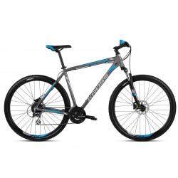 Rower górski KROSS Hexagon 5.0 Szary 2021