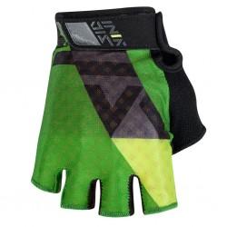 Rękawiczki rowerowe SILVINI Anapo zielone