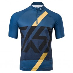 Koszulka SILVINI Gallo niebieska